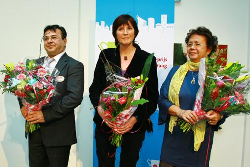 uitreiking Kartineprijs 2012