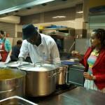 Afrika kookt Nigeriaans en Tanzaniaans